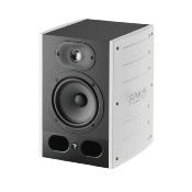 Focal Alpha 50  WHITE - Enceinte de home-studio amplifiée