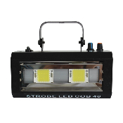 POWER LIGHTING Strobe LED COB 40 - Stroboscope à LEDS de 40 w