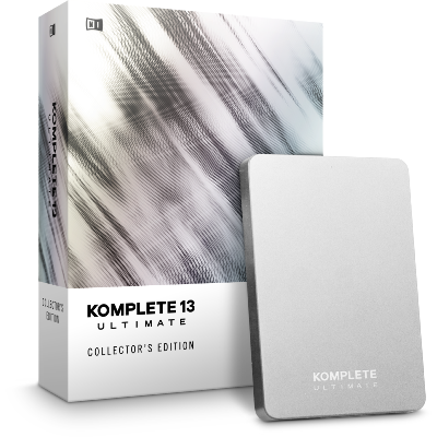 Native Ins­tru­ments Kom­plete 13 ULTIMATE COLLECTORS EDITION - Logiciel de musique et d'instruments virtuel