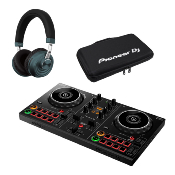 Pack DDJ 200 PIONEER + Sacoche + Casque Bluetooth