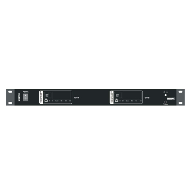 Power acoustics USB 700 PLAYER - Double lecteur USB/SD