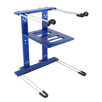 Alctron  LS 001 AL BLUE  - Support pliable pour PC portable