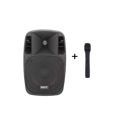 POWER ACOUSTICS MOOVY 08 MK2 - Sono portable sur batterie de 50 w rms