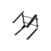 POWER ACOUSTICS DJ STAND ME - Support pour CD à plat ou PC portable