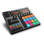 MASCHINE + NATIVE INSTRUMENTS