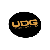 UDG U 9935 Slipmat Black/Gold - Feutrine UDG OR