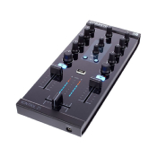 Native Instruments Traktor Kontrol Z1 - Contrôleur DJ USB et mixeur 2 pistes Native Instruments