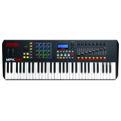 Akai MPK261 - Clavier USB MIDI 61 notes -  16 pads