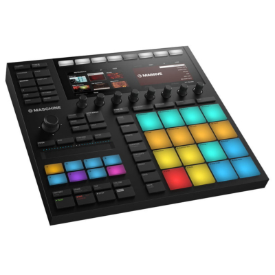 Native Instruments Maschine MK3 - Système de production - Sampleur groovebox