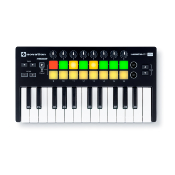 NOVATION Launchkey Mini MK2 - Clavier 25 mini touches USB