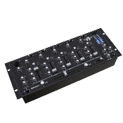 OMNITRONIC EMX-5 5-Channel Club Mixer - Table de mixage DJ 5 entrées