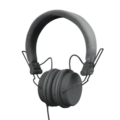 RELOOP RHP-6 Grey - Casque DJ et lifestyle Ultra compact