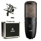 AKG P420 - Microphone de studio statique à directivité variable