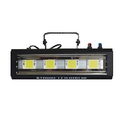 POWER LIGHTING Strobe LED COB 80 - Stroboscope à LEDS de 80 w