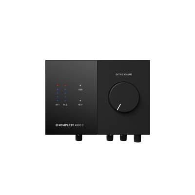 Native Instruments Kom­plete Audio 2 - Interface audio 2 canaux Native Instruments